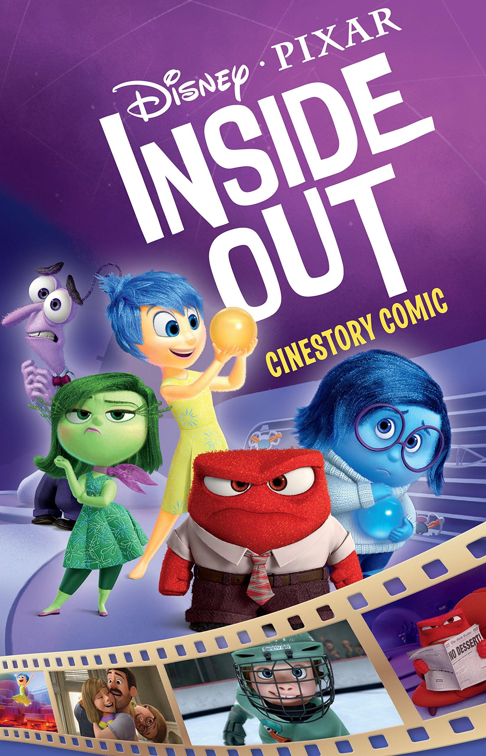 Joelle Sellner Online Portfolio - Cinestory - Disney/Pixar's ...