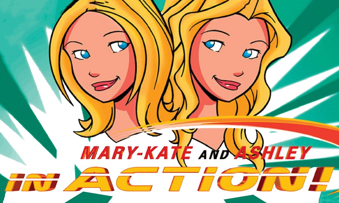 [Mary-Kate and Ashley Logo]