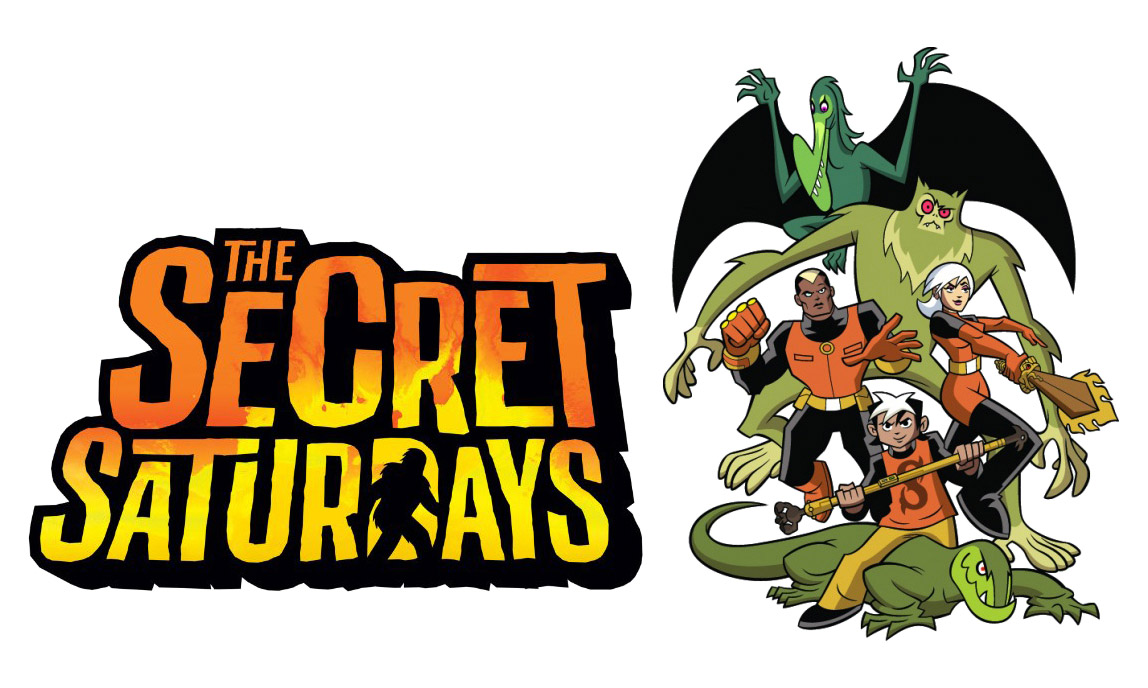 [Secret Saturdays Logo]